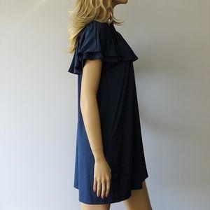 RACHEL Rachel Roy Dresses - Rachel Roy Ruffle Of Shoulder Dress NWT